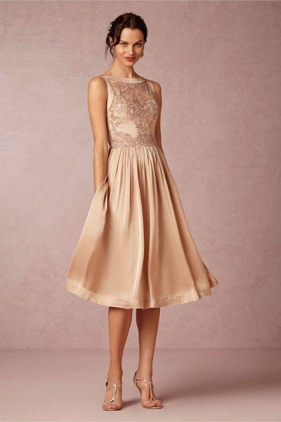 Peinados Recogidos para Vestidos de novia Cortos (6)