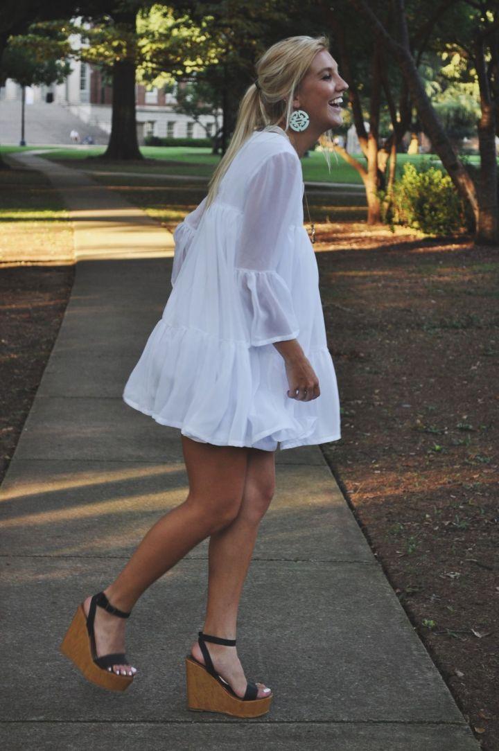 Peinados desenfadados para vestidos de novia Cortos (2)