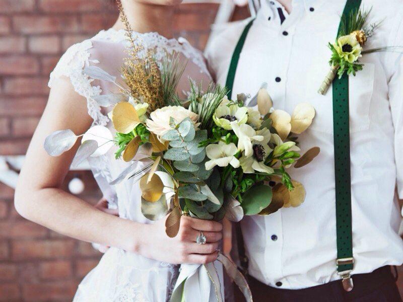 20 ideas de ramos novia y bouquets para tu boda romántica (11)