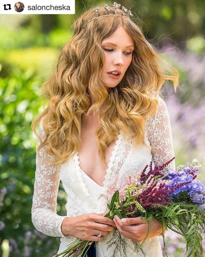 20 ideas de ramos novia y bouquets para tu boda romántica (12)
