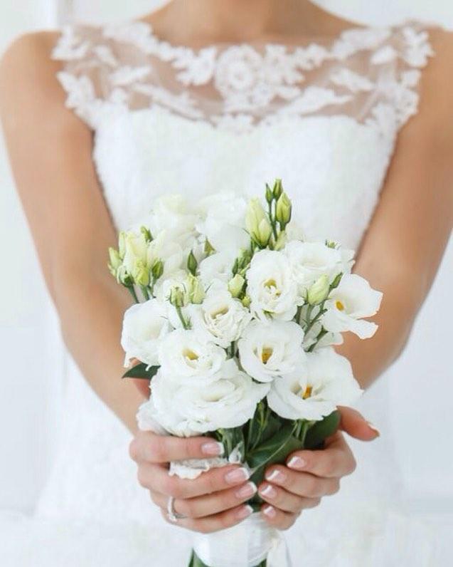 20 ideas de ramos novia y bouquets para tu boda romántica (13)