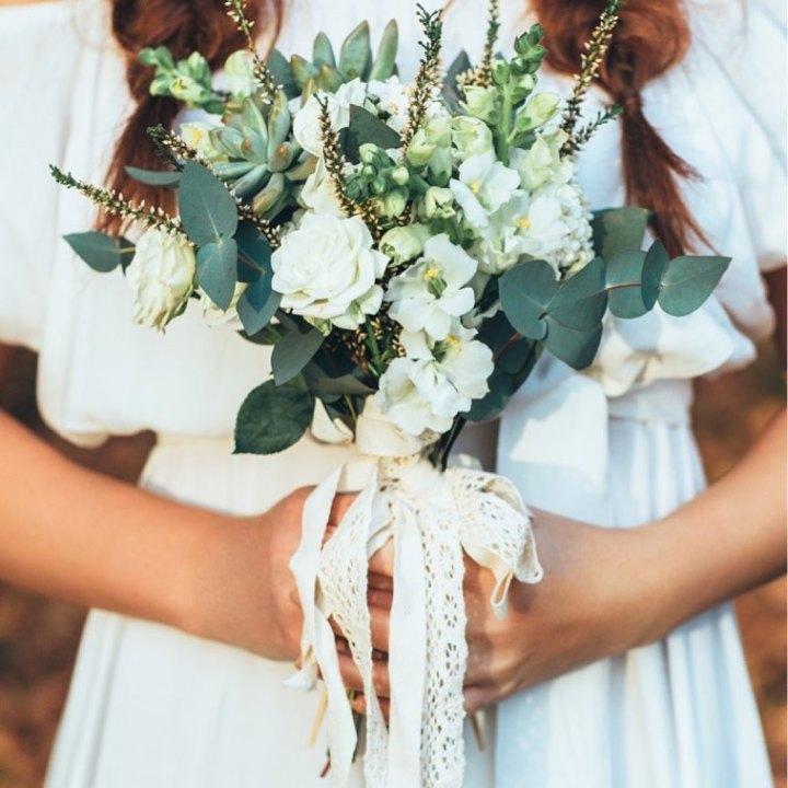 20 ideas de ramos novia y bouquets para tu boda romántica (14)