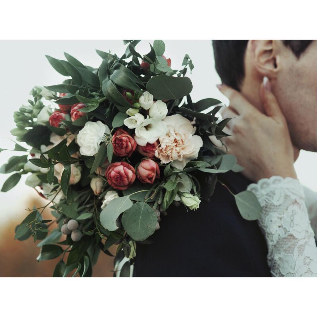 20 ideas de ramos novia y bouquets para tu boda romántica (16)