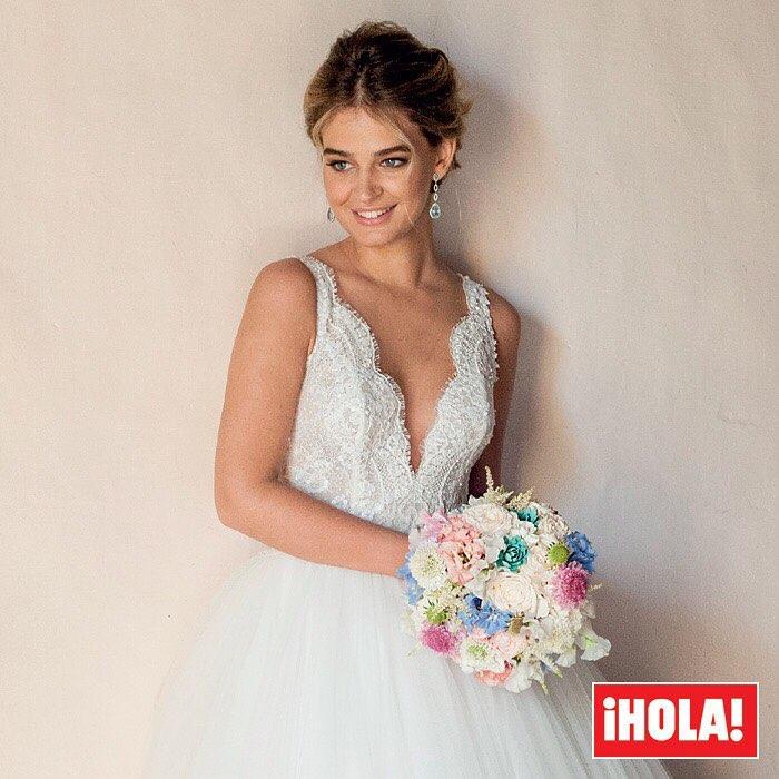 20 ideas de ramos novia y bouquets para tu boda romántica (17)