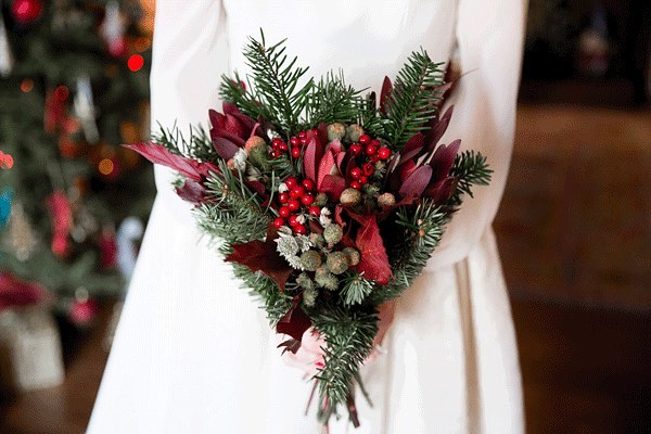 20 ideas de ramos novia y bouquets para tu boda romántica (3)