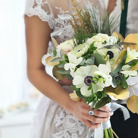 20 ideas de ramos novia y bouquets para tu boda romántica (6)