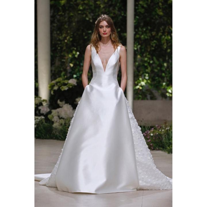 20 peinados y vestidos de novia que te dejaran con la boca abierta (15)