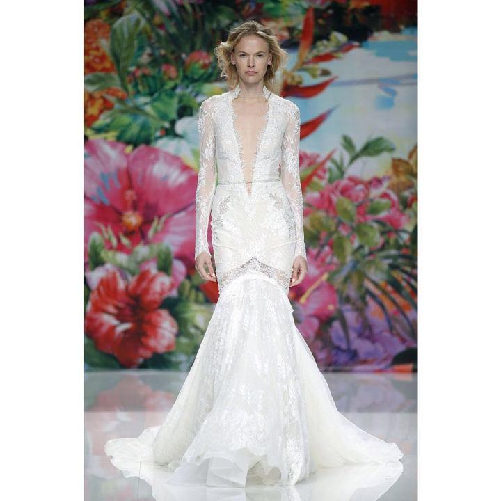20 peinados y vestidos de novia que te dejaran con la boca abierta (2)