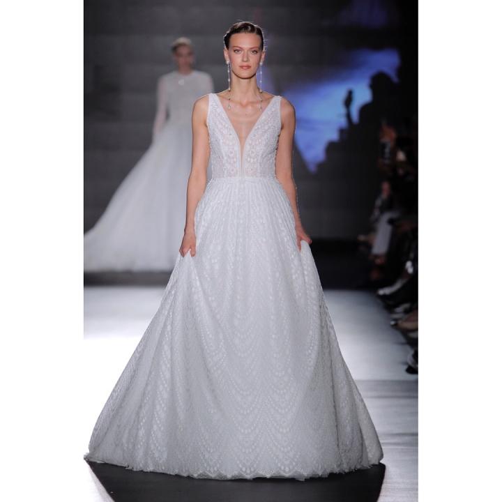 20 peinados y vestidos de novia que te dejaran con la boca abierta (4)
