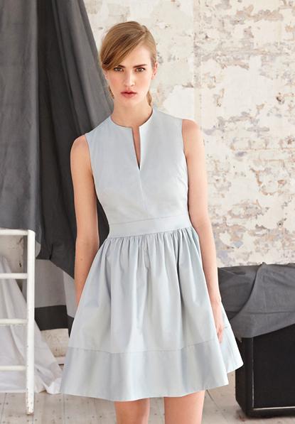 Peinados faciles de mujer con cola para moda de primavera verano