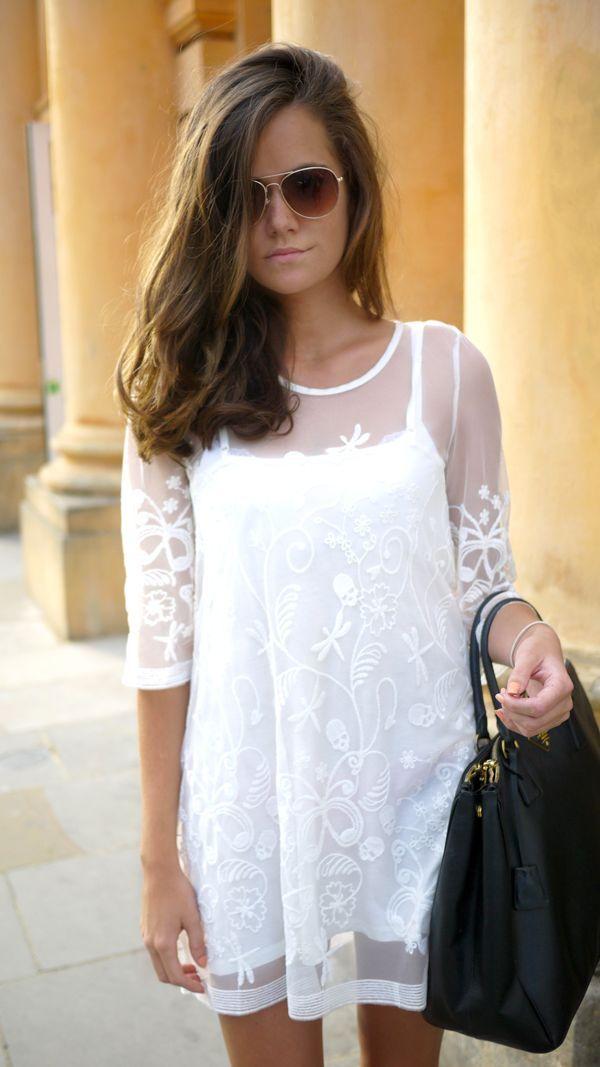 Peinados faciles de mujer con pelo largo para moda de primavera verano