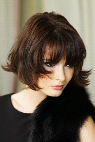 Peinados faciles de mujer de pelo corto para moda de primavera verano