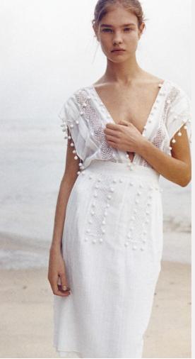 Peinados Frescos para Vestidos Blancos Midi, Encaje y Fiesta