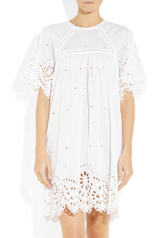 20 Looks Veraniegos con Vestidos blancos Ligeros (16)